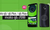 Motorola Moto G6 Generation Enhances Its Batteries